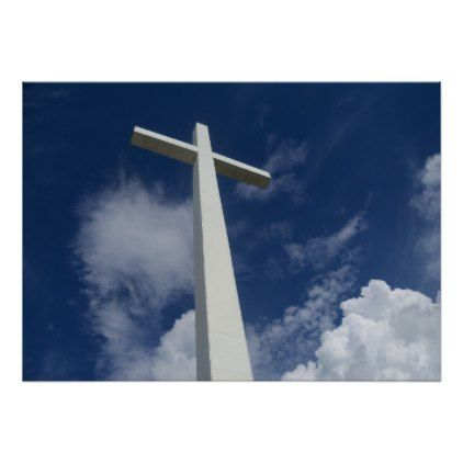 #photo - #The Cross of the Resurrected Christ Poster Photo