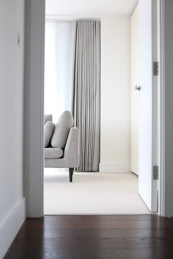 Curtain Designs for Floor to Ceiling Windows. | Bedroom curtain ...