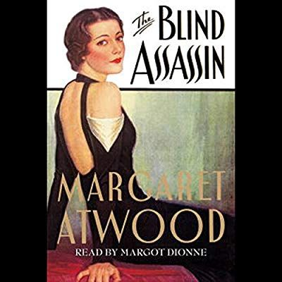 Amazon.com: The Blind Assassin (Audible Audio Edition): Margaret Atwood, Margot Dionne, Random House Audio: Audible Audiobooks #margaretatwood