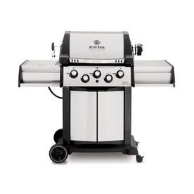 Broil King Signet 90 Stainless Steel 3 Burner Liquid Propane Gas Grill With 1 Side Rotisserie Burner 986884 Best Gas Grills Grilling Propane Gas Grill