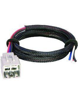 20267 Tekonsha Drawtite Brake Control Single Plug Wiring Harness Nissan Infiniti Trailer Accessories Nissan