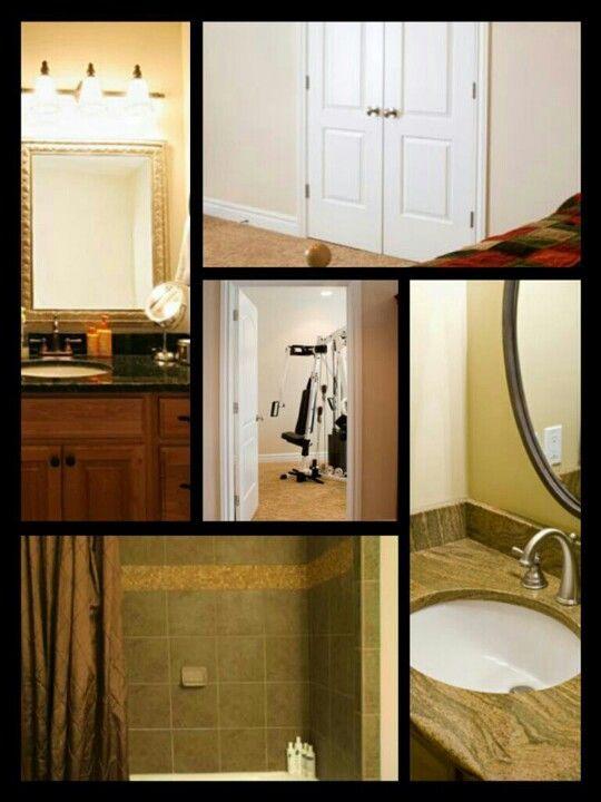 Basements And Beyond Basement Decor Bathroom Mirror Game Room
