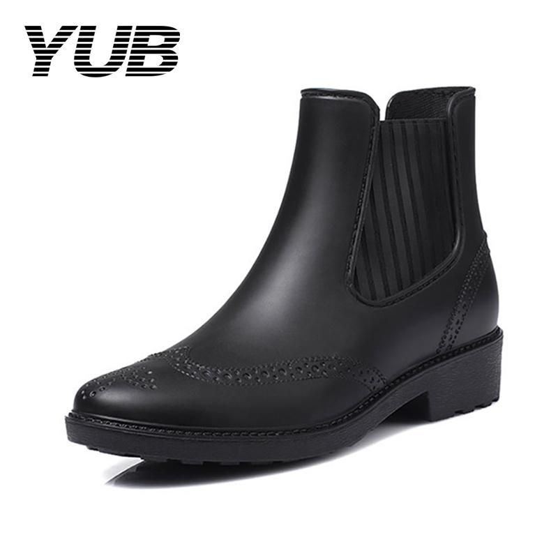Waterproof Paddock Boots Boots Winter Fashion Boots