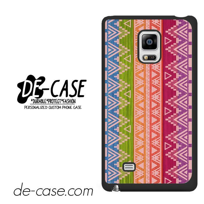 Coloured Wood Aztec DEAL-2800 Samsung Phonecase Cover For Samsung Galaxy Note Edge