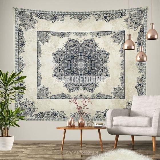 Bohemian Wall Tapestry Design Photos