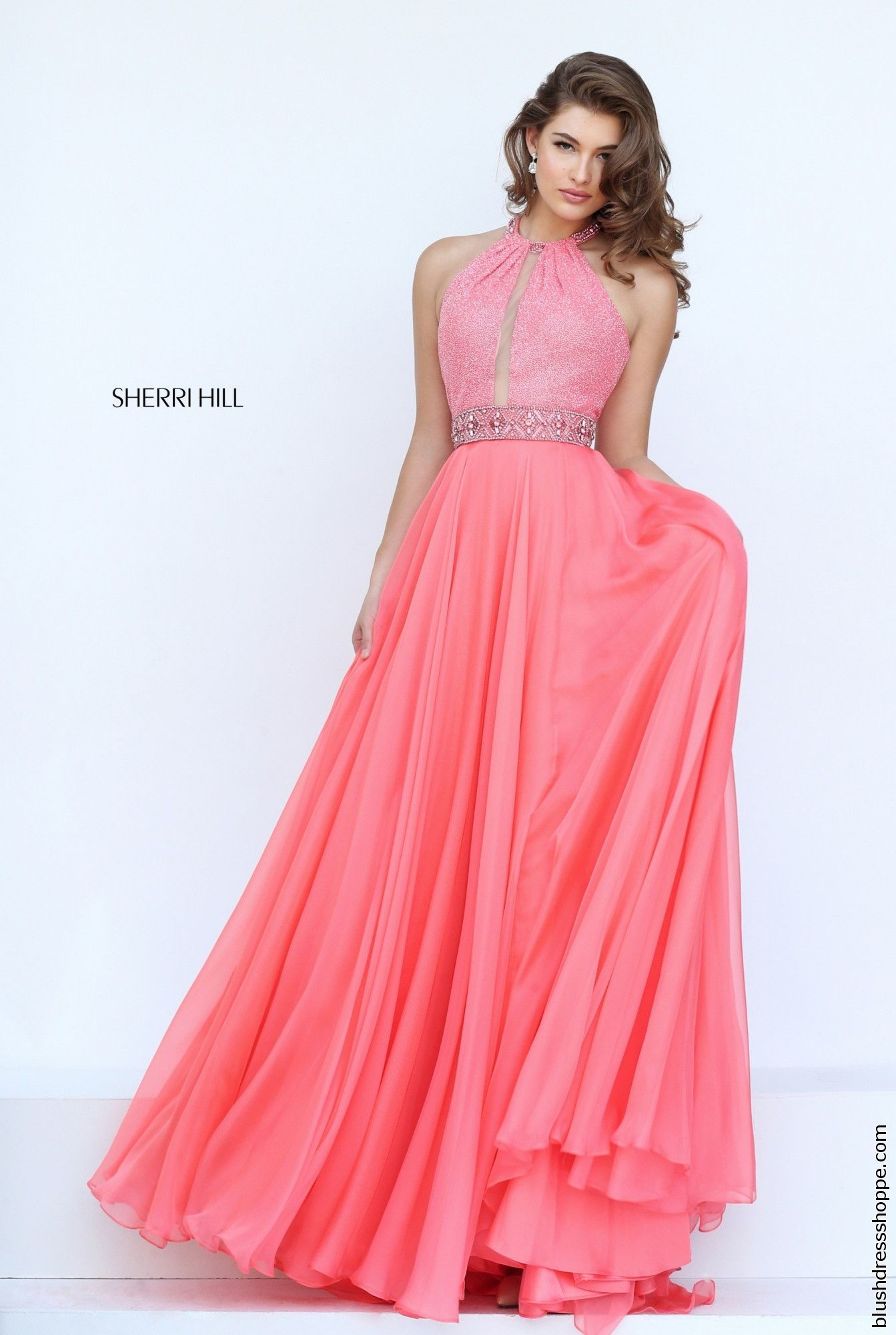 Sherri Hill 50454 | Prom | Pinterest | Dios es mi fuerza, Dios es y ...