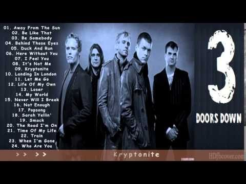 3 Doors Down Greatest Hits 2014 Hd Sound Special Edition 3 Doors Down Greatest Hits Eyes