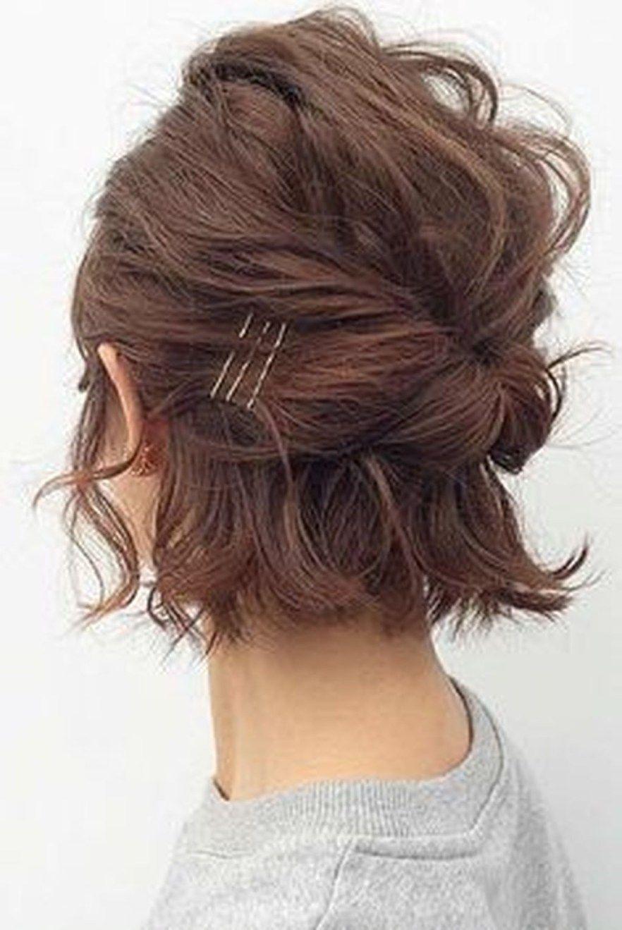 trending short hairstyle ideas for spring hair pinterest