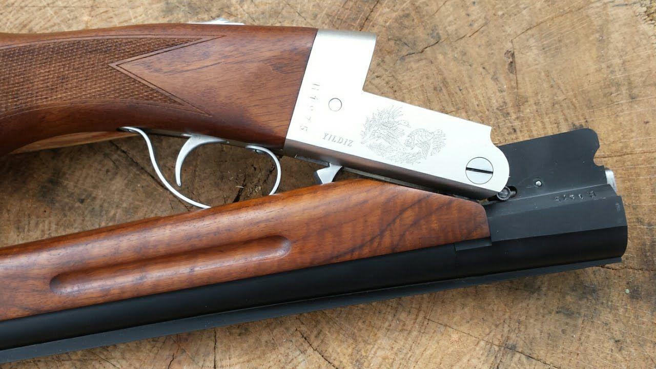 Yildiz Tk12 Beautiful 140 Folding 12 Ga Shotgun Survive Like A Shotgunworldcom O Wingmaster Trigger Help Please