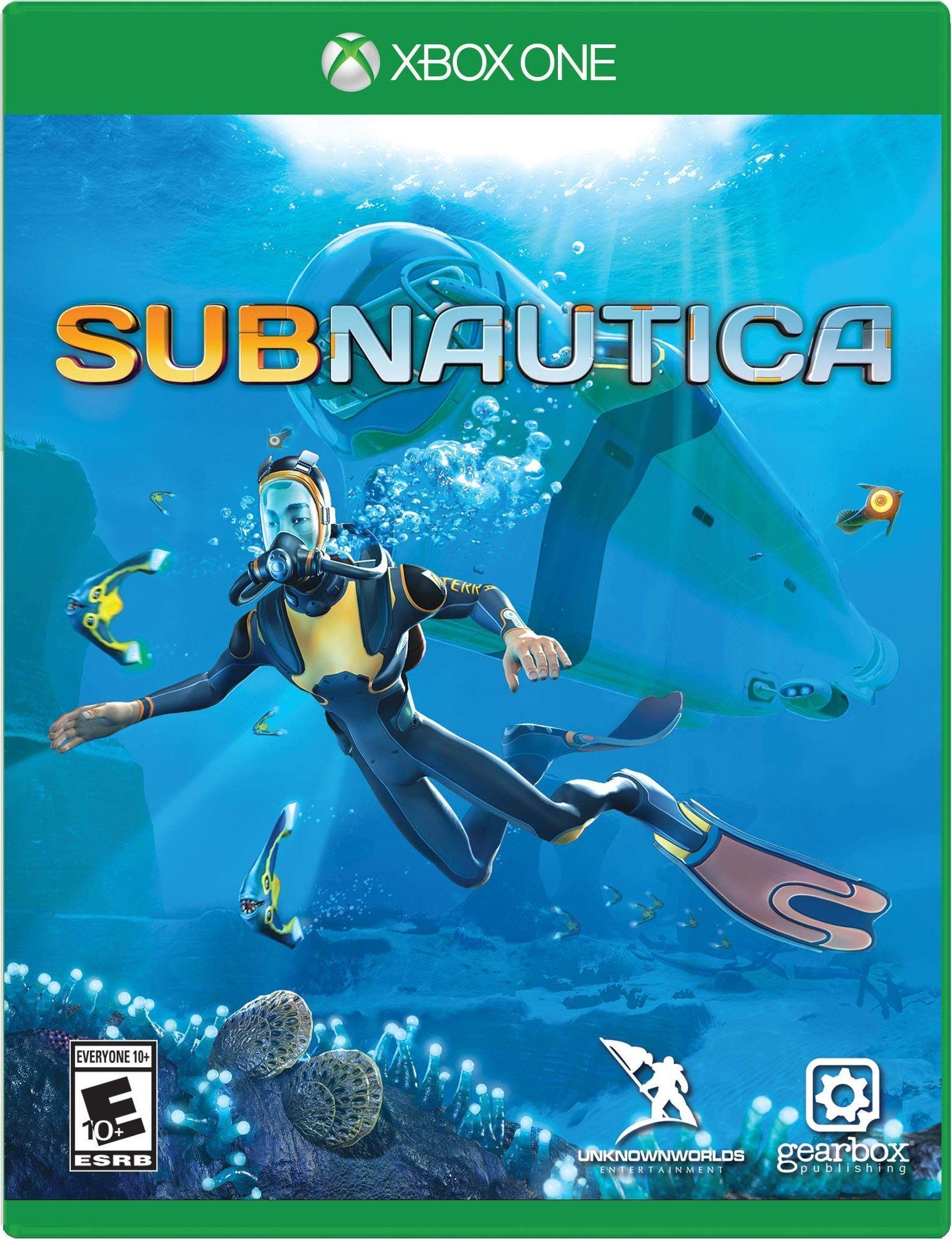 Subnautica Videogames Juegos Retro Consolas Playstation