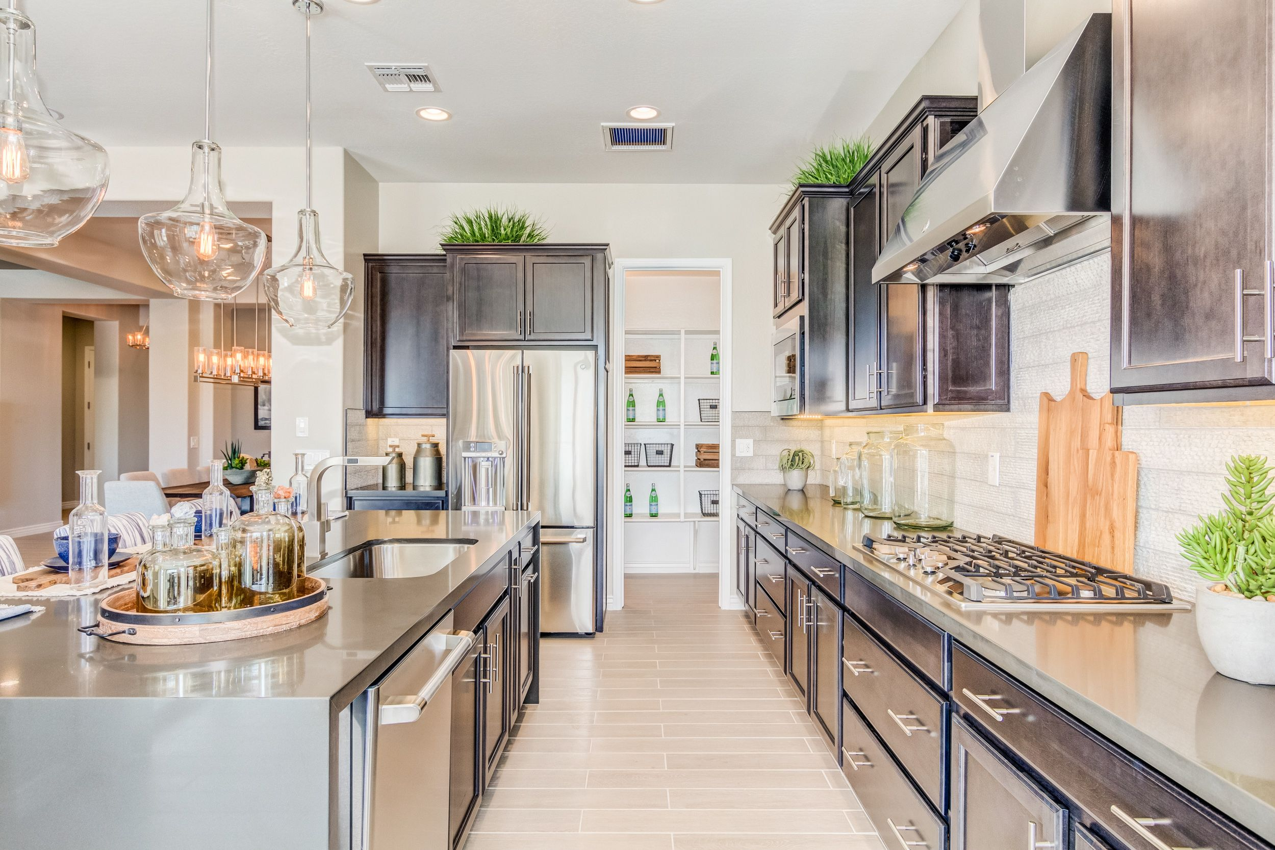 It S Time To Love Where You Live Beautifulhomes Interiordesign Style Phoenixaz Newhome Dark Kitchen Cabinets Garage Prices New Homes