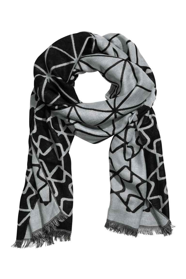 vendita di liquidazione outlet online enorme inventario Sciarpa in tessuto jacquard | H&M | Stile di moda, Sciarpe e Tessuti