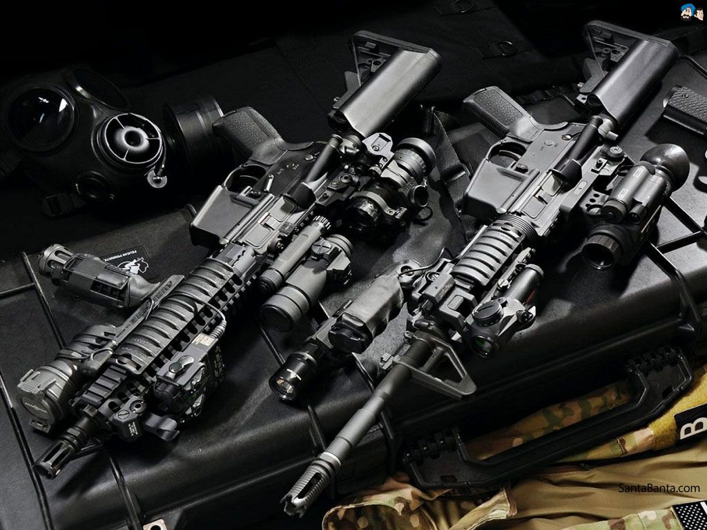108 Best Images About Weapons Wallpapers On Pinterest: Guns Wallpapers Group 1024×768 Guns Wallpaper (38