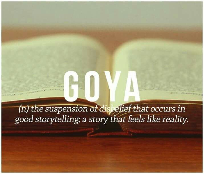There's a word for it!