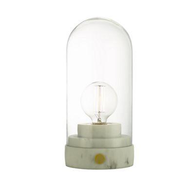 Debenhams Curved Copper Floor Lamp