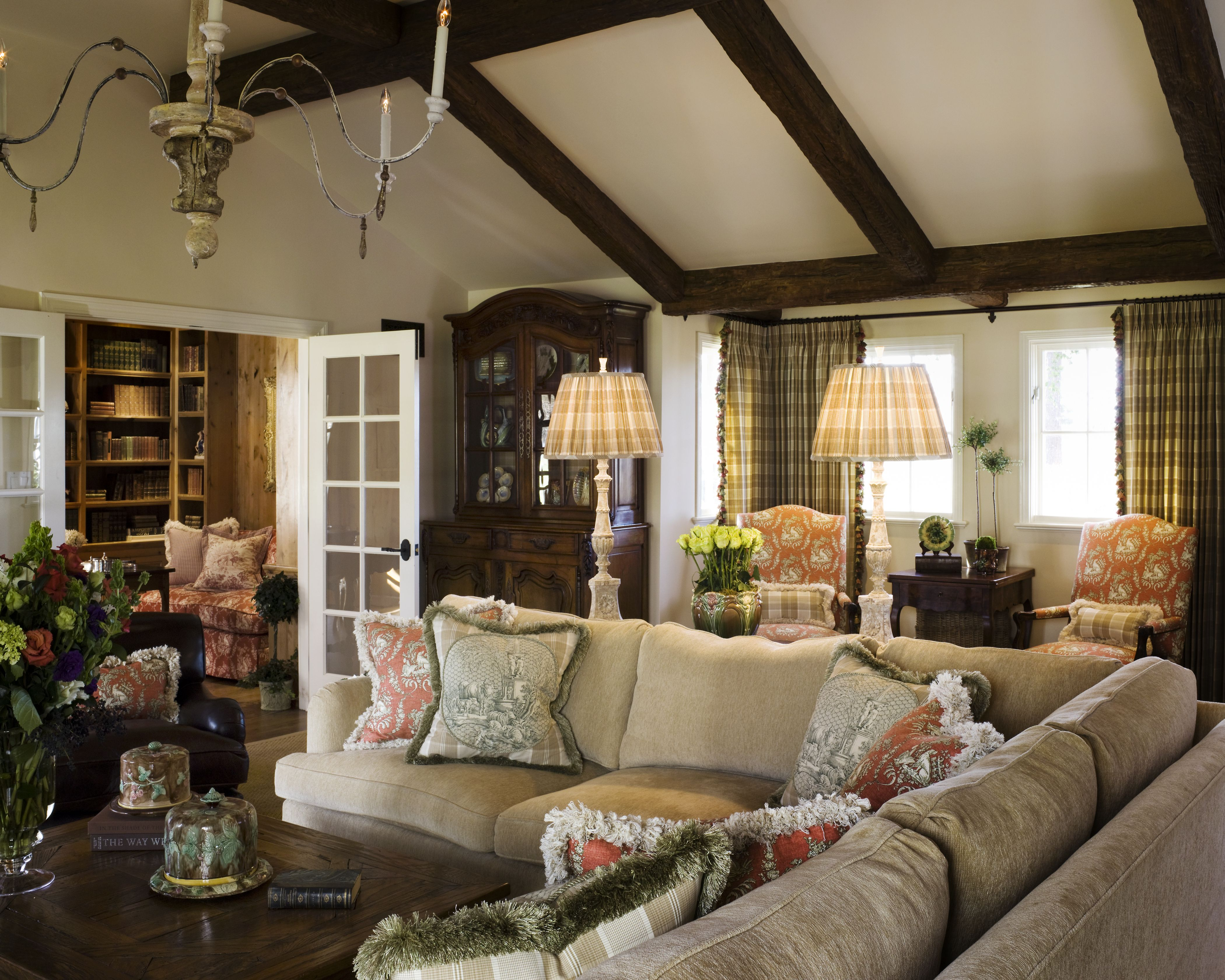 So pretty french country living room french country sofa french living rooms french