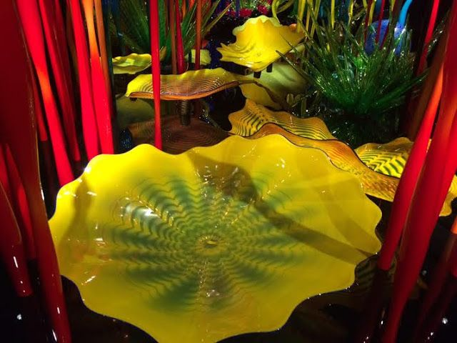 Mille Fiori - Chihuly - The Uptown Acorn