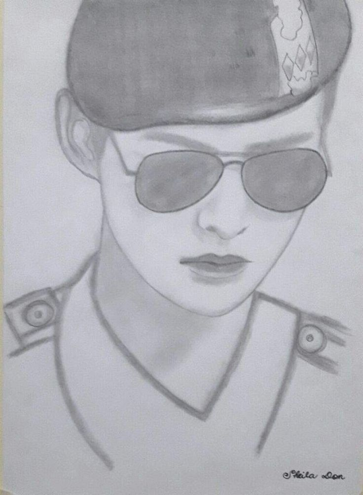 Song Joong Ki Fan Art Pencil Drawing K-Drama Amino | Fan ...