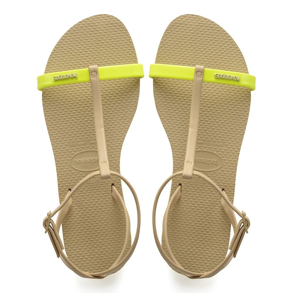 Havaianas You Belize Sandal Pollen Yellow Price From: $949.19  https://flopstore.