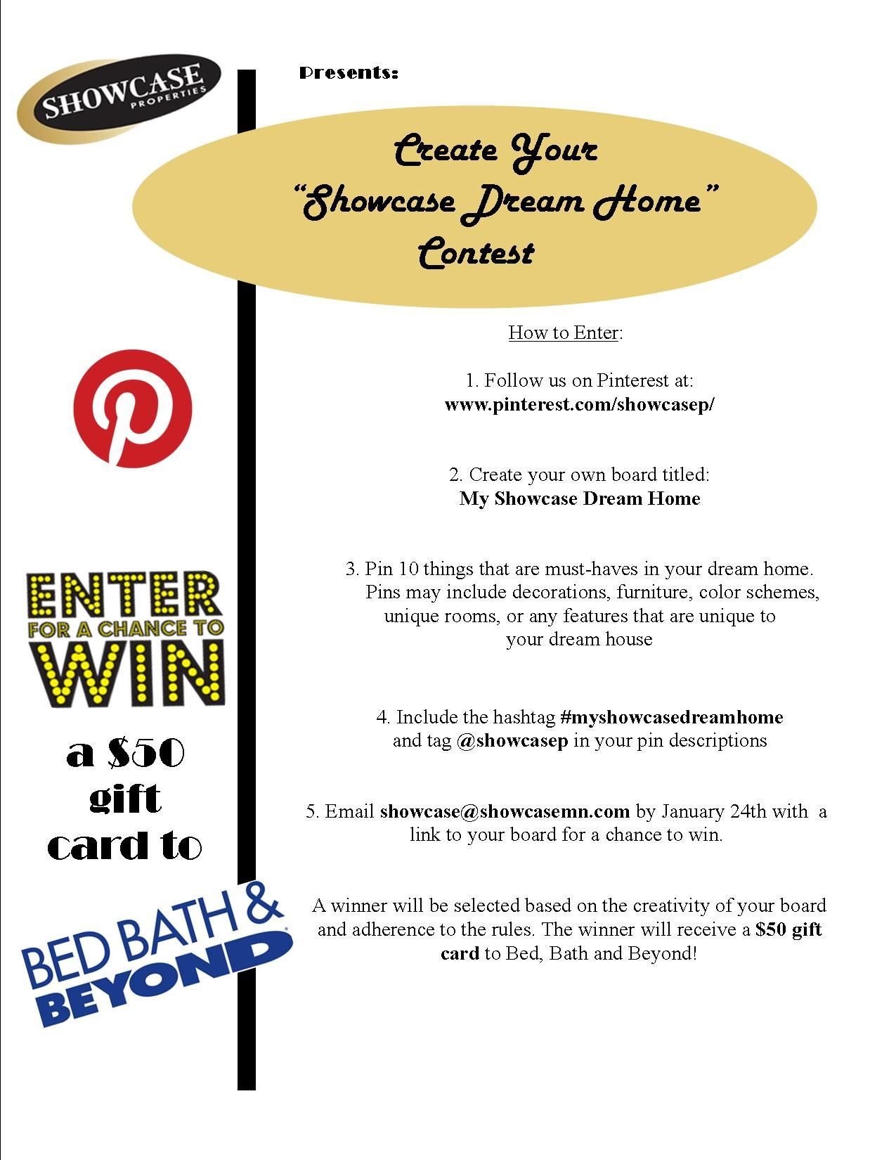 Here it is get a head start on our january contest