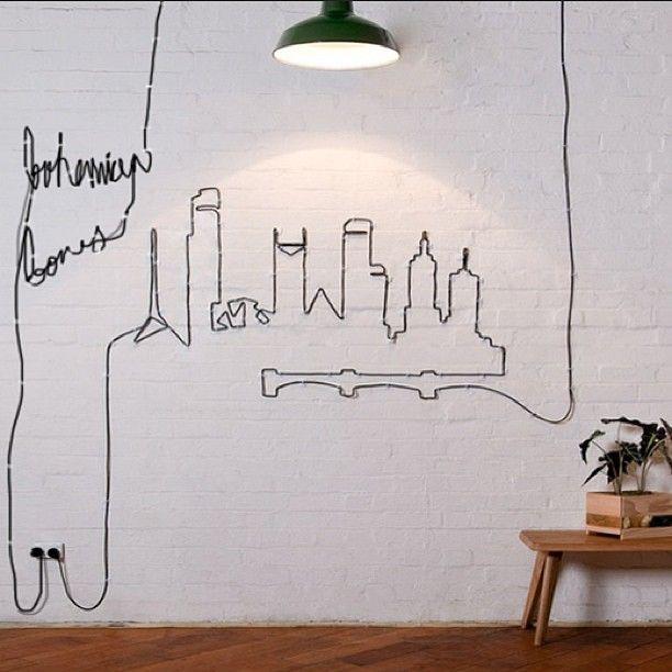 wire #art by #bohemianbones