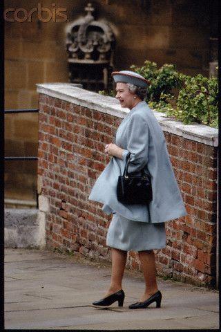 Queen Elizabeth, April 3, 1994