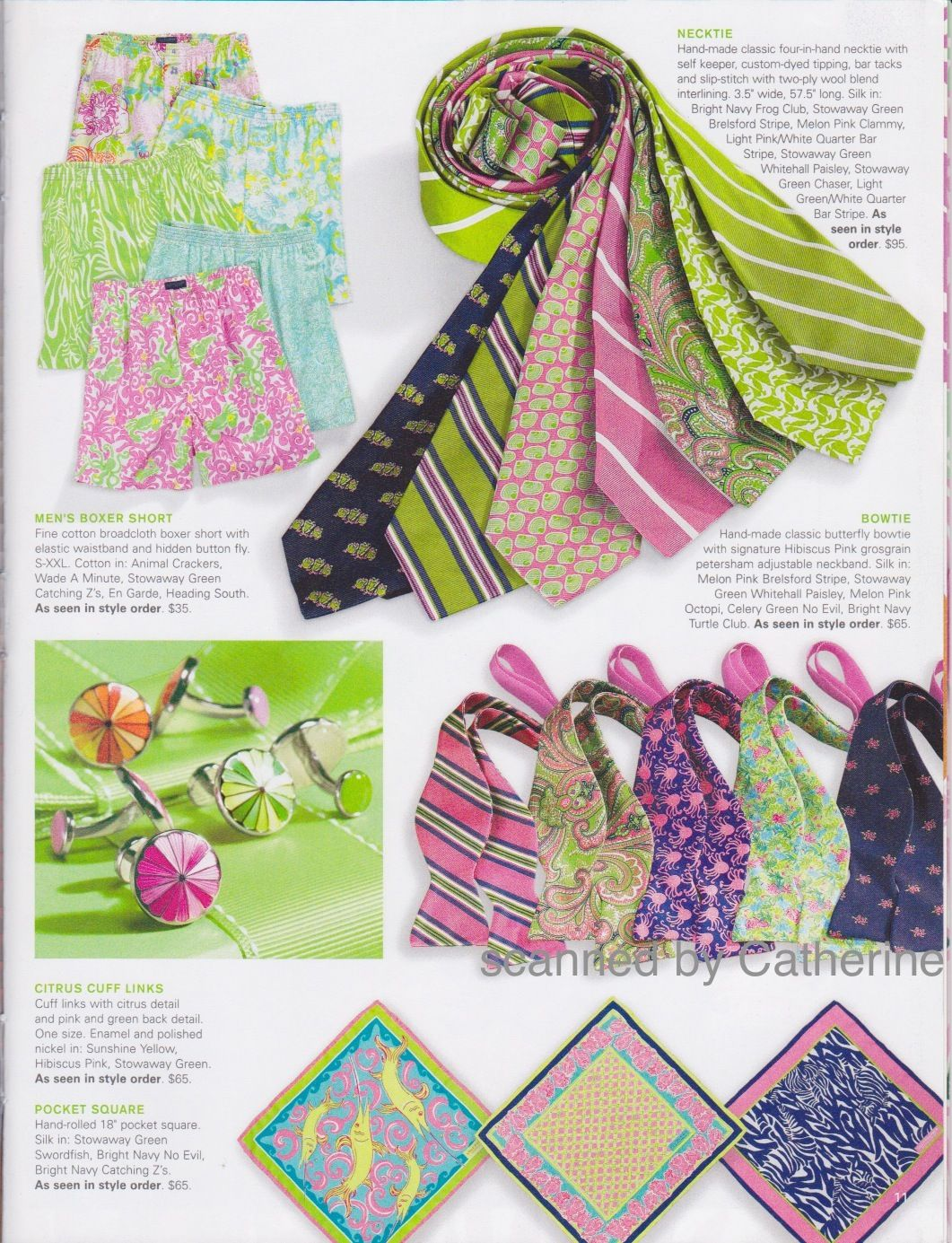 Christmas Gift Guide Catalogue.Pin By Catherine On Lilly Pulitzer 2007 Holiday Gift Guide