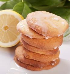 Biscotti deliziosi al limone