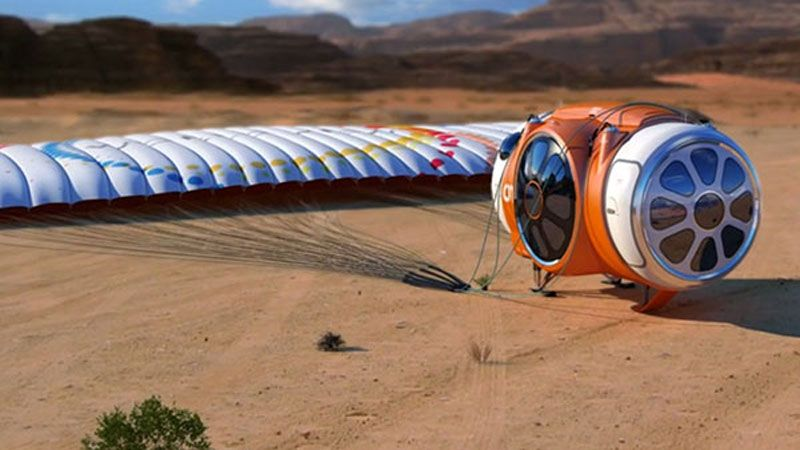 NearSpace Tourism Takes Off Space tourism, World view