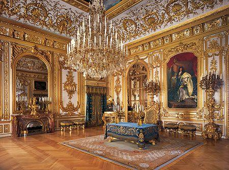Neues Schloss Herrenchiemsee Inhalt Neues Schloss Herrenchiemsee Beratungssaal Herrenchiemsee Palast Interior Schloss