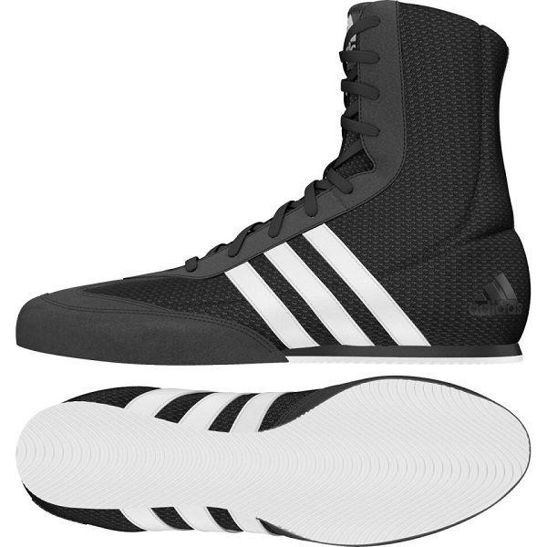 Adidas Boxing Shoes 'Box Hog II' | Boxing shoes, Boxing ...
