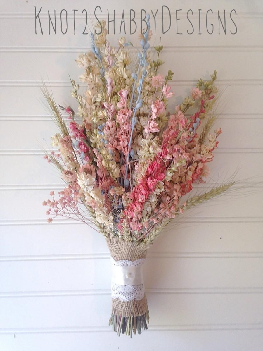 Image Result For Dried Flower Bridal Bouquet Dried Flower
