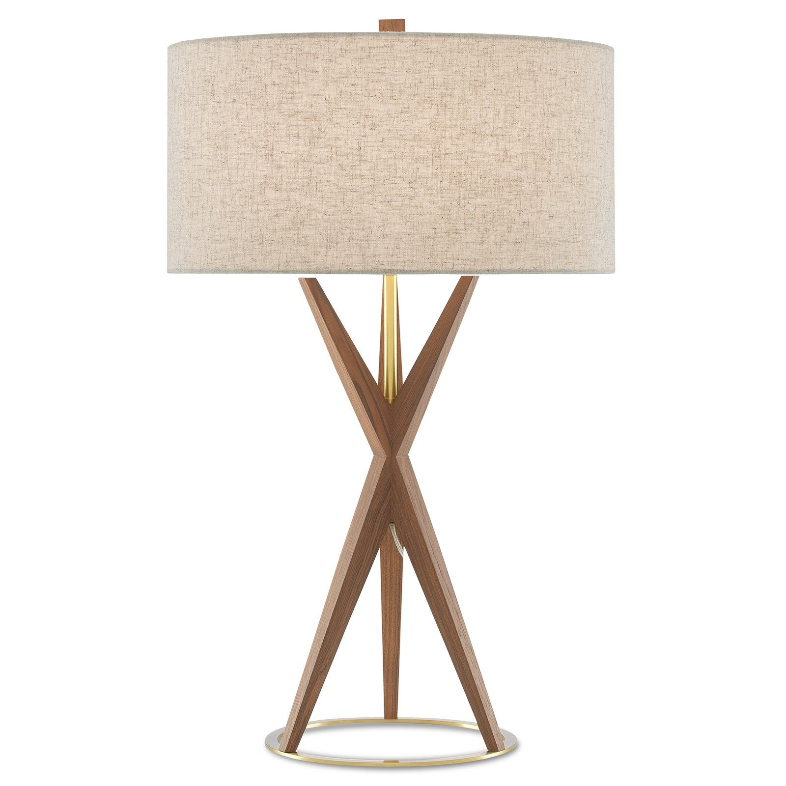 Currey And Company Variation Table Lamp In 2020 Lamp Tripod Table Lamp Table Lamp