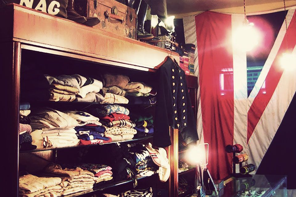 Pure Americana Vintage Concept Store Another Man S Treasure Jersey City New Jersey Vintage Store Vintage Concepts Photo Vintage Fashion
