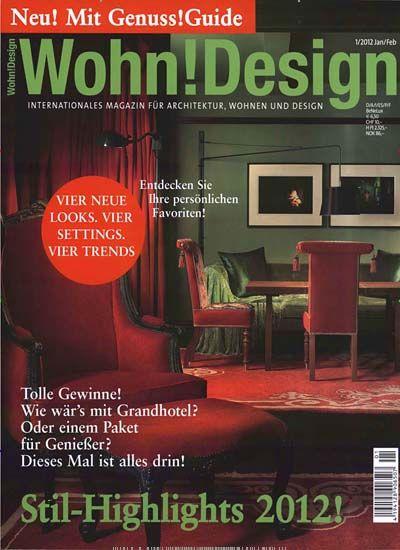 Wohn Magazine wohn design interior design magazines interior