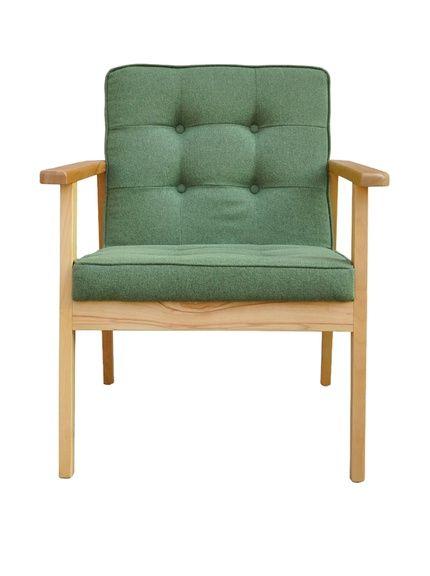 International Design Usa Park Ave Lounge Chair Grass Green Myhabit Linen