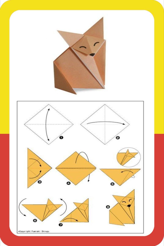 How To Make A Paper Origami Facile Enfant Pingouin 58 Super Ideas In 2020 Origami Easy Origami Design Cute Origami