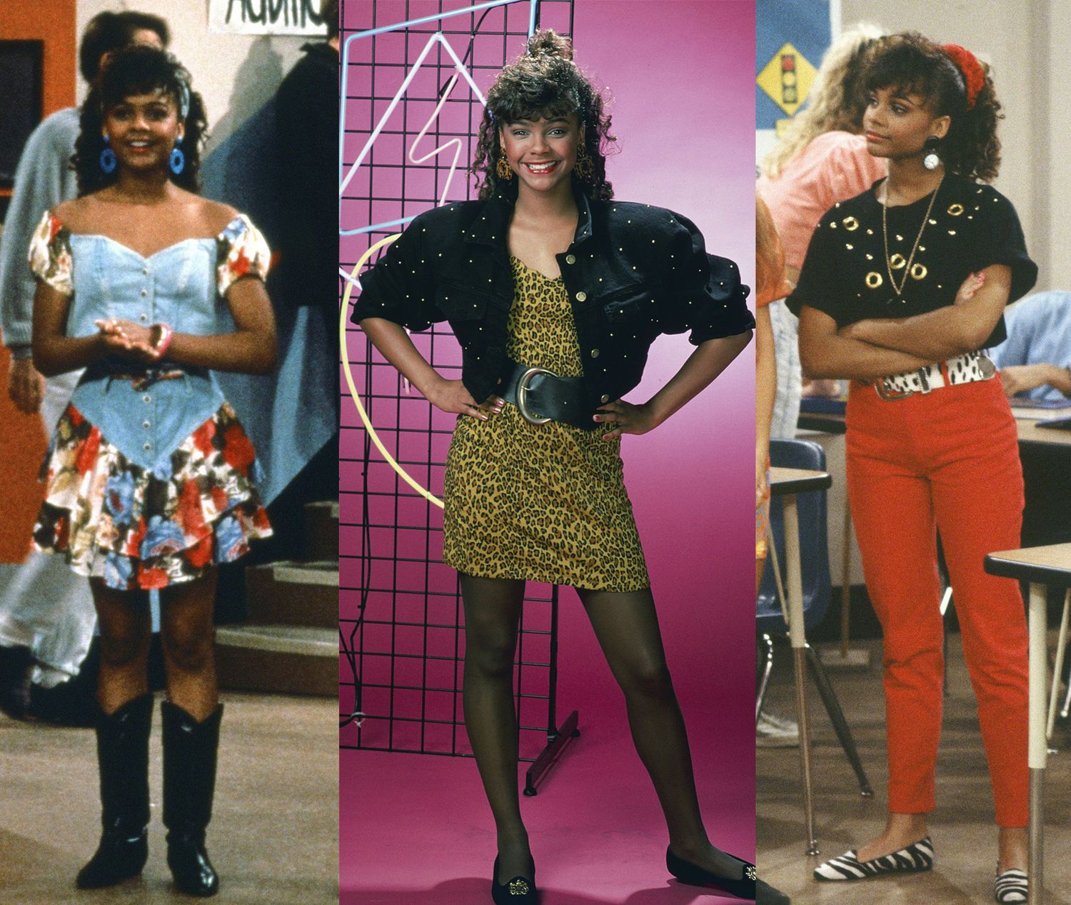 Black Girl Fashion Trends: Fashion Flashback Friday: 10 Reasons Why Saved By The Bell