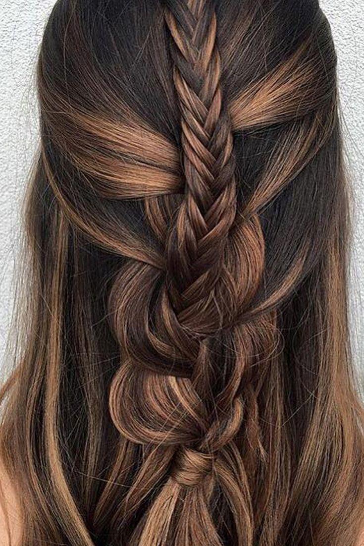 A lil braiding action photo via shelbyweatherholtzhair hair