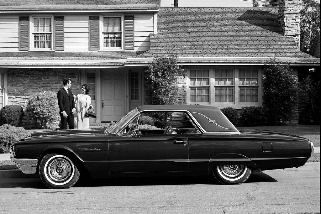 1964 Ford Thunderbird Landau With Images