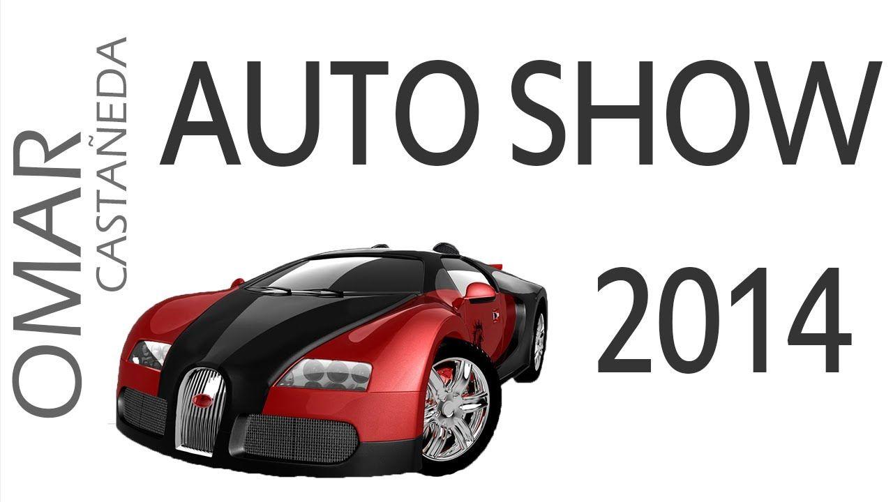 OMAR VISITA EL AUTO SHOW 2014 ¡NO TE LO PUEDES PERDER!