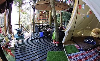 ホーム Campinggreen Glamping Fair Grounds Grounds