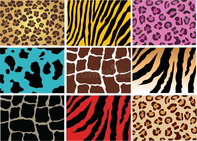 Animal Skin Illustration Of Colorful Animal Skin Farm And Wild Animals Spon Illustration Colorful Iphone Wallpaper Pattern Animal Skin Colorful Animals