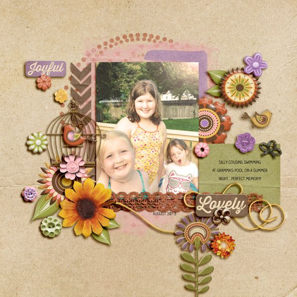 credits: Be Genuine by Shabby Miss Jenn Designs template: Fiddle Dee Dee FussFreebie 65