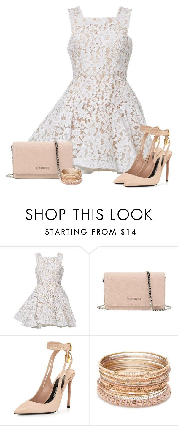 """""""Untitled #5249"""" by barbarapoole ❤ liked on Polyvore featuring Alex Perry, Givenchy, Tom Ford and Red Camel"""