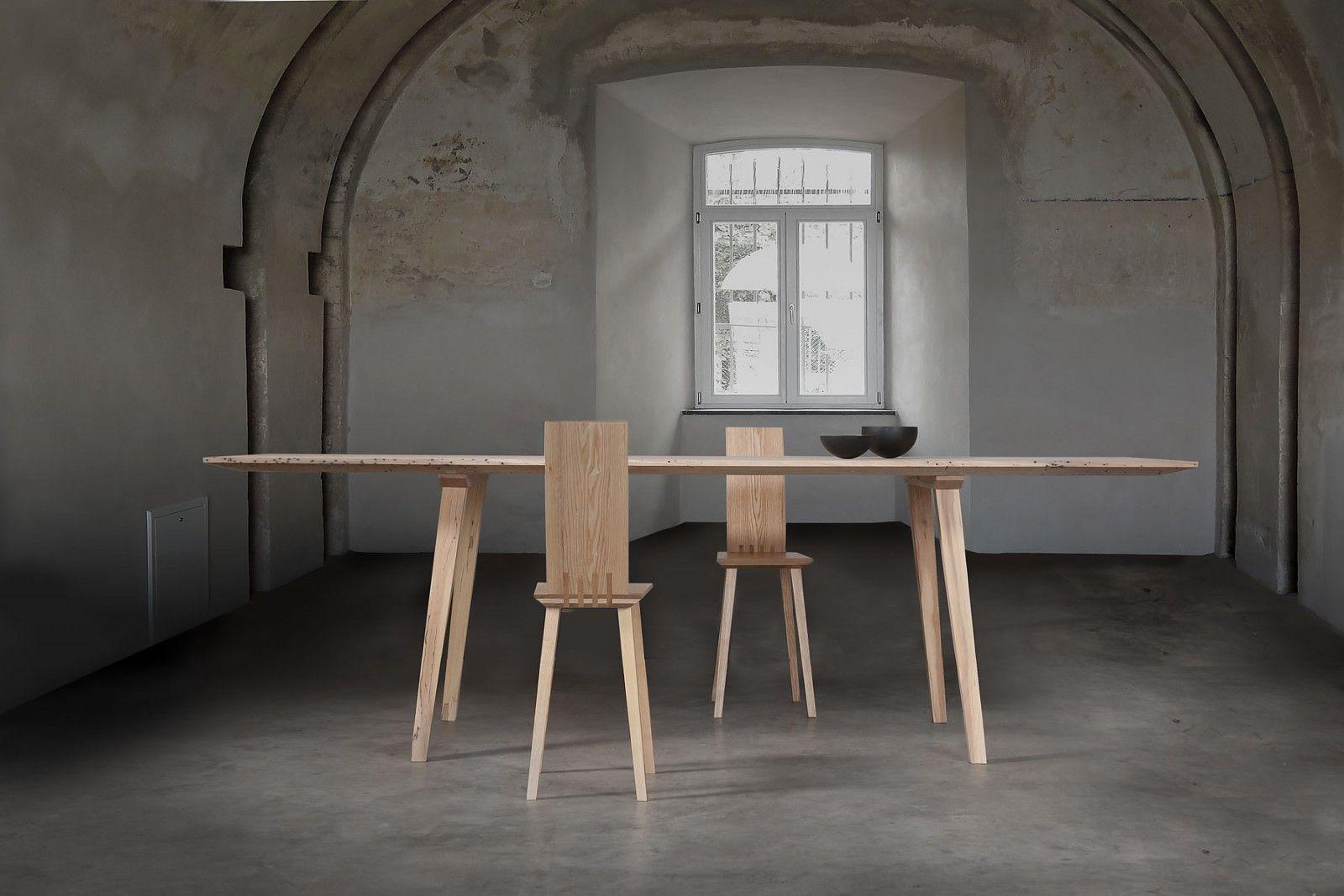 Tischlerei Sommer Poe Tisch Xl Tisch Stuhl Pinterest # Muebles Dico Power Center