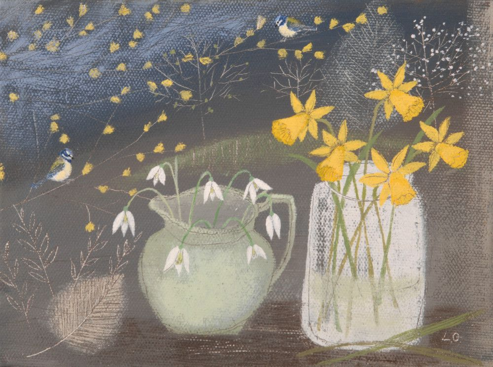 Still Life Portfolio | Lucy Grossmith | Heart To Art