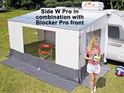 Find this Pin and more on Fiamma Caravan Products. & Fiamma Side W Pro Caravanstore Blocker with window and mudwall ...