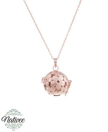pingl par bijoux bijoux sur bijoux or rose bola grossesse grossesse et or rose. Black Bedroom Furniture Sets. Home Design Ideas