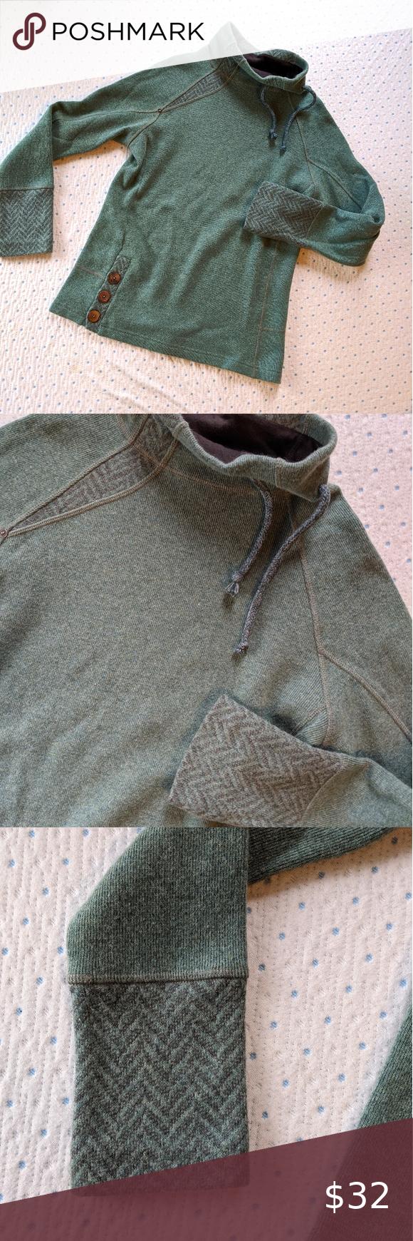 Prana Cozy Athletic Sweater